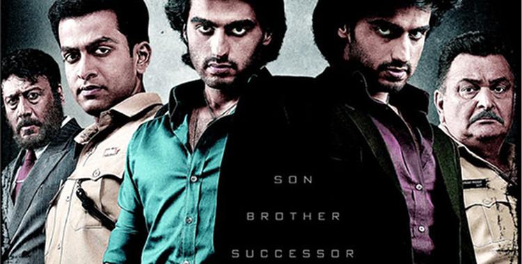 Bollywood Movie Aurangzeb 2013